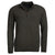 Barbour Tisbury Half Zip Sweater Dark Seaweed