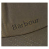 Barbour Mens Wax Sports Cap Archive Olive