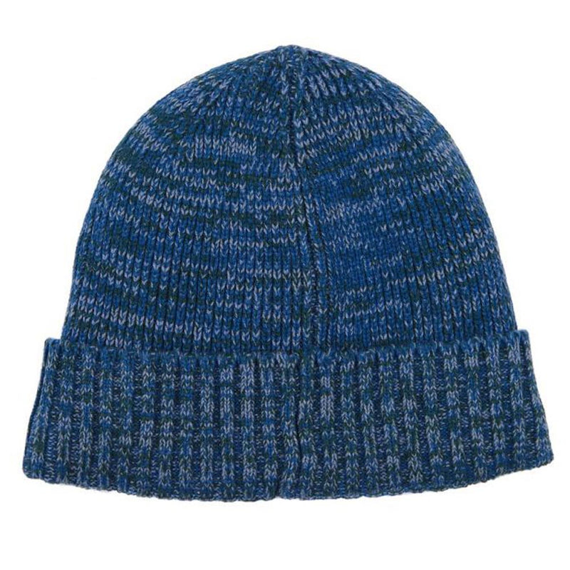 Barbour Whitton Beanie Blue