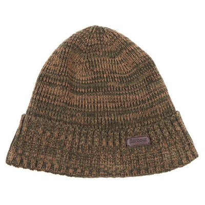 Barbour Whitton Beanie Olive