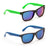 Eyelevel Kids Celebration Sunglasses Green or Blue