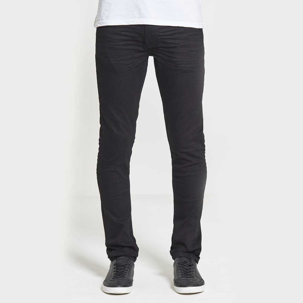 DML Jeans Chaos Skinny Stretch Jeans In True Black
