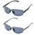 Eyelevel Marco Polerized Sunglasses Gunmetal or Black