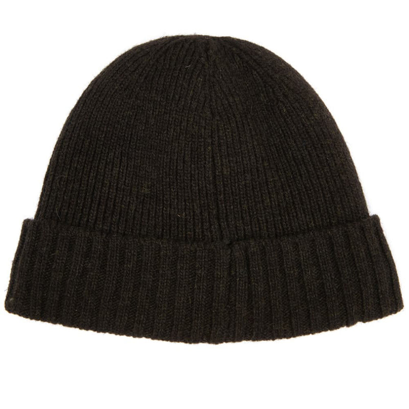 Barbour Carlton Beanie Dark Green