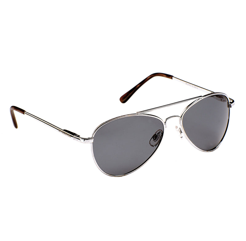 Eyelevel Milano Aviators Polarized Sunglasses Sliver or Gold