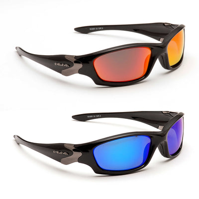 Eyelevel River Polarized Sport Sunglasses Red or Blue