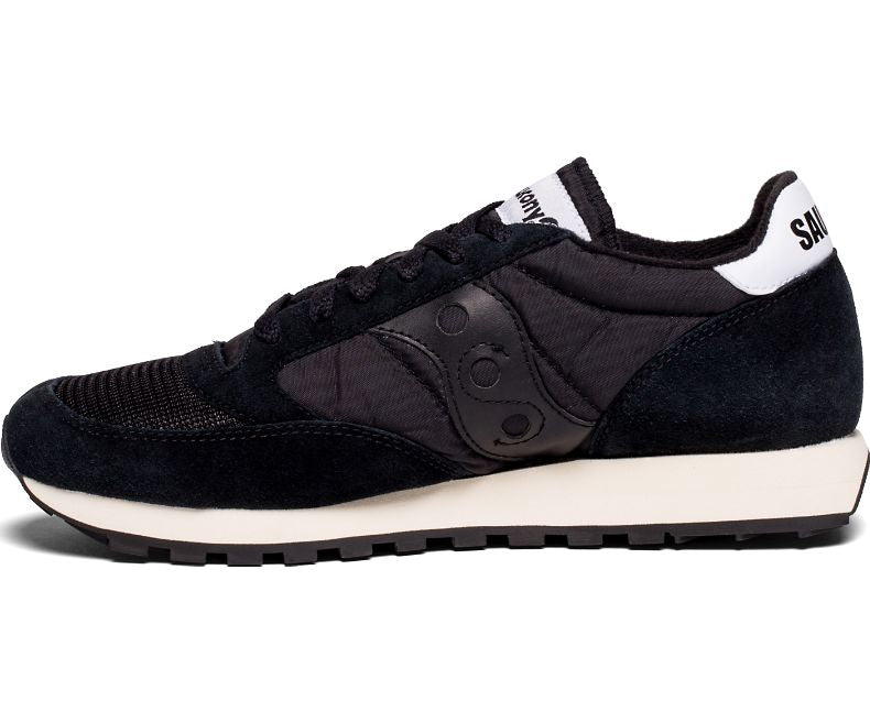 Saucony Jazz Original Vintage Trainers Black