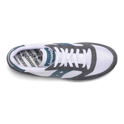 Saucony Jazz Original Vintage Trainers Grey / White / Teal