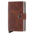 Secrid Miniwallet Vintage Brown Leather Wallet