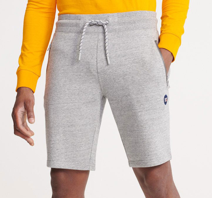 Superdry Collective Shorts Dark Grey Grit