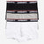 Superdry Classic Trunk Shorts Triple Pack Black / Grey Marl / Optic