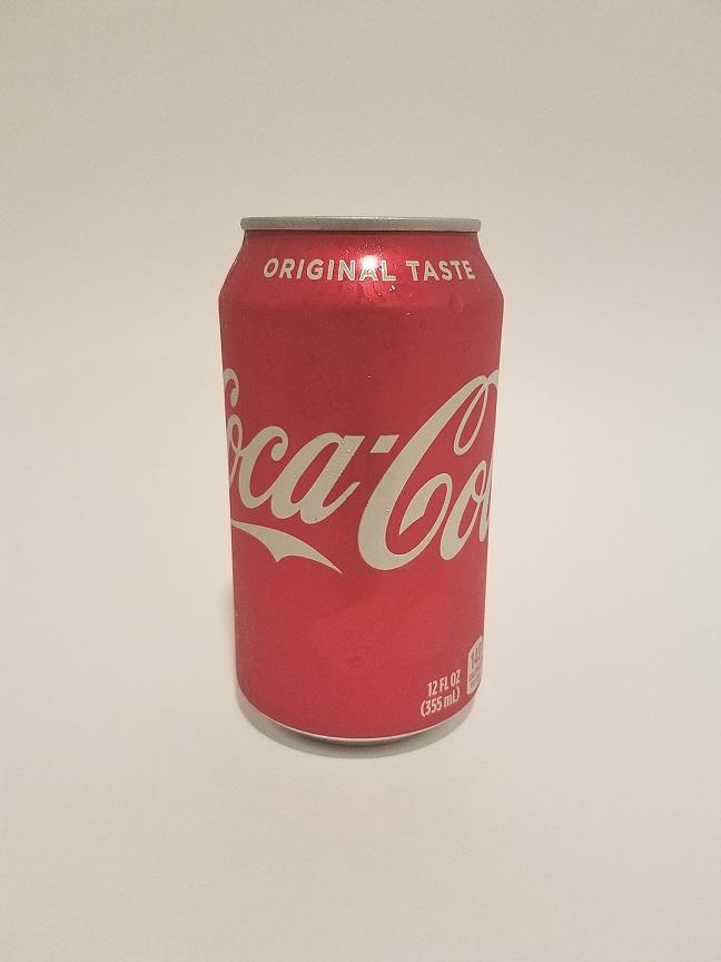 Coke Can 350ml