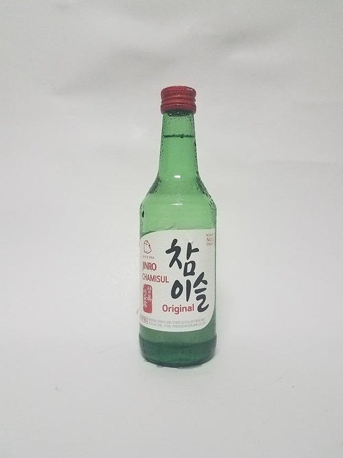 Soju 360mil from Korea