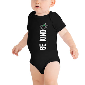 Be Kind With Logo - Onesie - Compassion Fashion4u