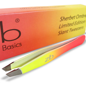 Limited Edition Sherbet Ombre Slant Tweezer