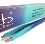 Limited Edition Aqua Ombre Slant Tweezer