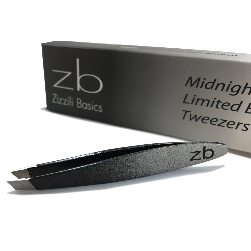 Mini Slant Tweezers | Midnight Ombre