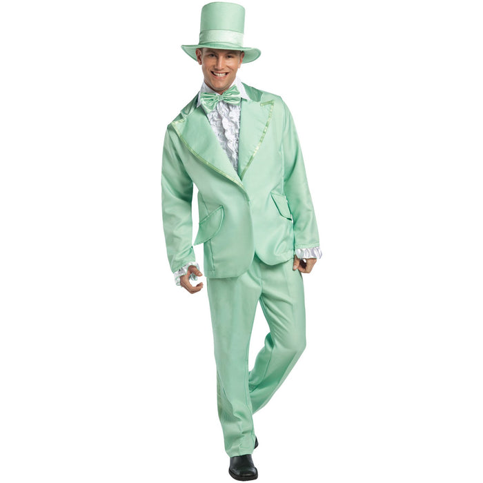 70's Funky Pastel Green Tux - Make It Up Costumes
