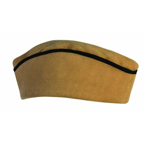 1940's Army Hat Tan - Make It Up Costumes