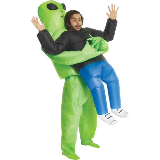 Pick Me Up Alien Adult Inflatable - Make It Up Costumes
