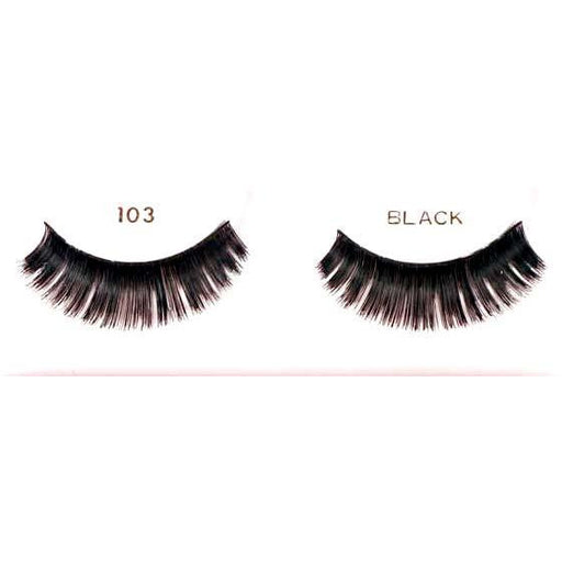 Ardell 103 Black Lashes - Make It Up Costumes