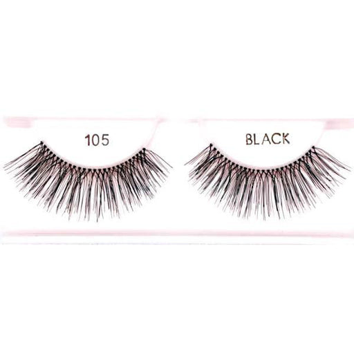 Ardell 105 Black Lashes - Make It Up Costumes