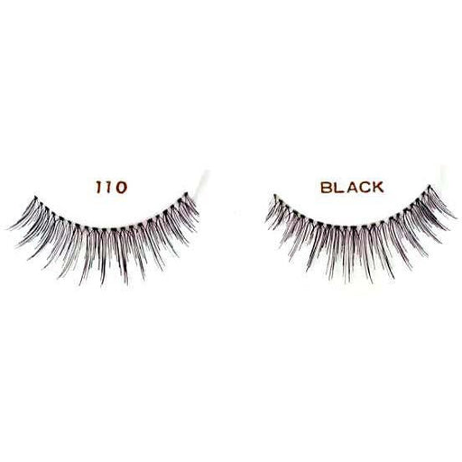 Ardell 110 Black Lashes - Make It Up Costumes