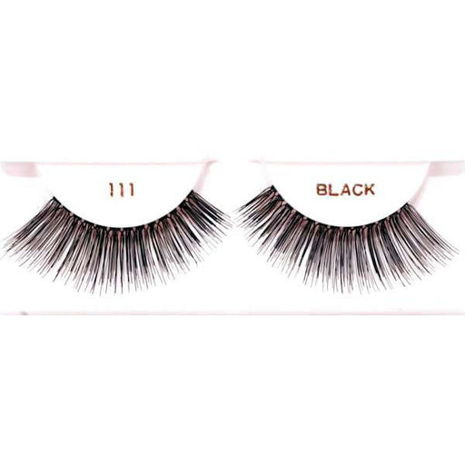 Ardell 111 Black Lashes - Make It Up Costumes