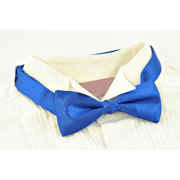 Satin Adjustable Bow Tie - Make It Up Costumes
