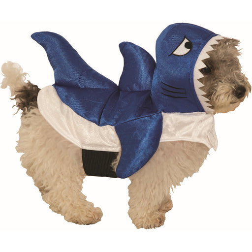 Blue Shark Pet Costume - Make It Up Costumes