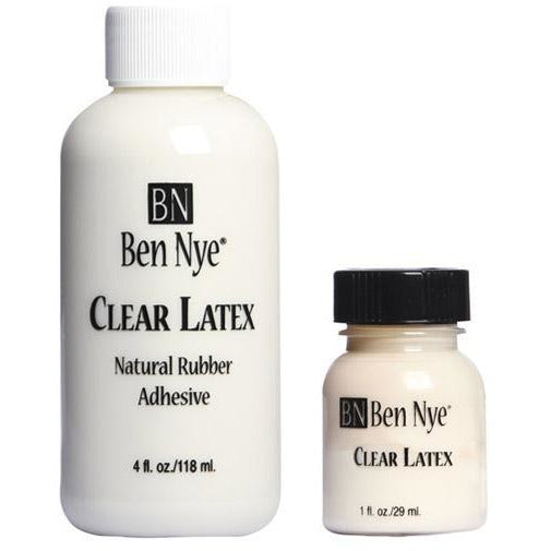 Ben Nye Clear Liquid Latex - Make It Up Costumes