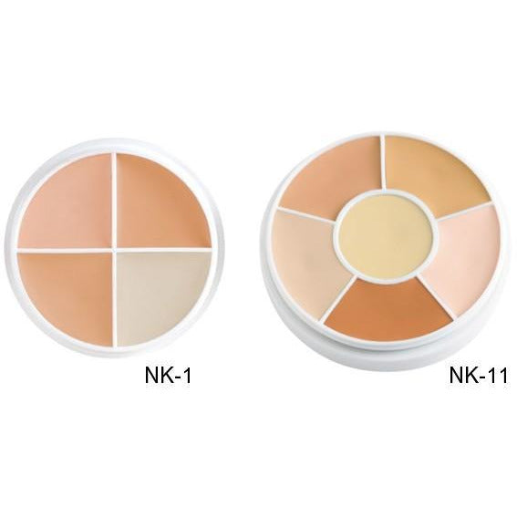 Ben Nye Professional Concealer Makeup Conceal-All Wheels - Make It Up Costumes