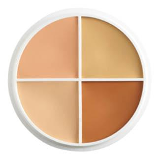 Ben Nye Highlight Makeup Wheel - Make It Up Costumes