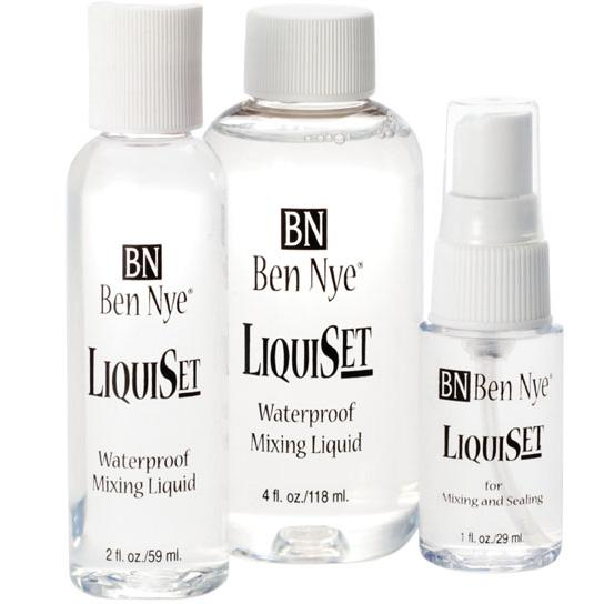 Ben Nye Liquiset Makeup Mixing Liquid - Make It Up Costumes