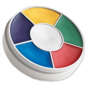 Ben Nye Lumiere Makeup Wheel - Make It Up Costumes