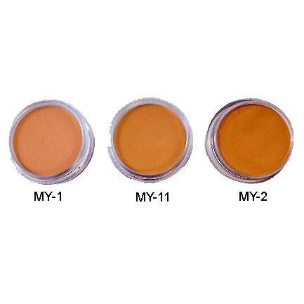 Ben Nye Mellow Yellow Concealer - Make It Up Costumes