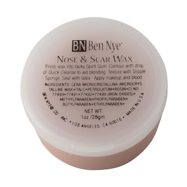 Ben Nye Nose and Scar Wax - Make It Up Costumes