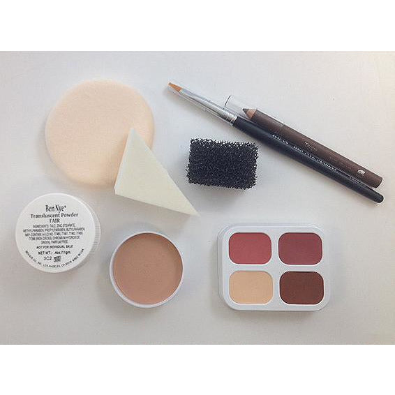 Ben Nye Creme Personal Kit - Make It Up Costumes