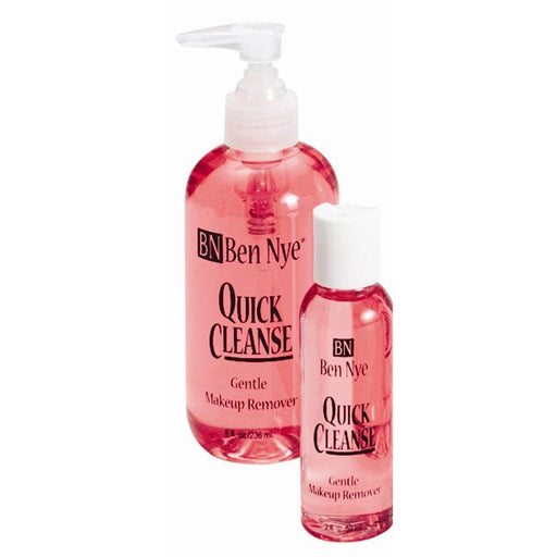 Ben Nye Quick Cleanse Gentle Makeup Remover - Make It Up Costumes