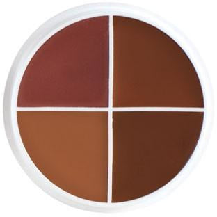 Ben Nye Shadow Makeup Wheel - Make It Up Costumes