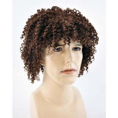 Chad Brown Curly Wig - Make It Up Costumes