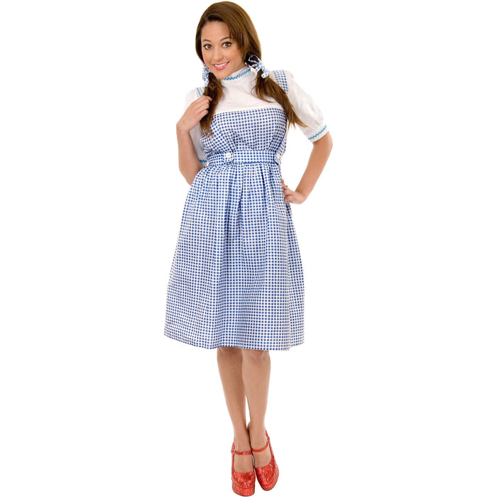 Adult Dorothy Costume - Make It Up Costumes