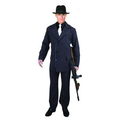 1920's Gangster Costume - Make It Up Costumes