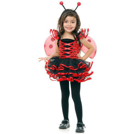 Kid's Lady Bug Costume - Make It Up Costumes