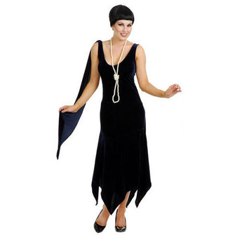 Sandy Speak Easy Flapper Dress - Make It Up Costumes
