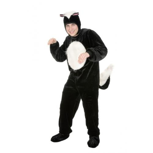 Skunk Costume for Adults - Make It Up Costumes
