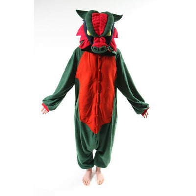 BCozy Cushi Green Kaijuu Costume - Make It Up Costumes