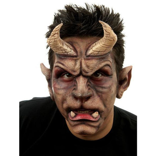 Woochie Beast Master Face Prosthetic - Make It Up Costumes