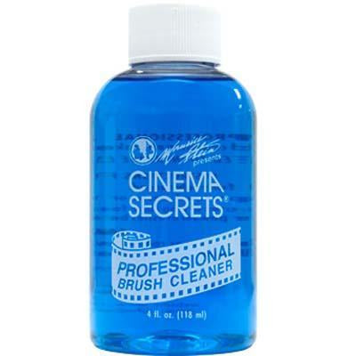 Cinema Secrets Brush Cleaner - Make It Up Costumes