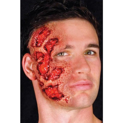 Woochie FX Burn and Scar Makeup Kit - Make It Up Costumes